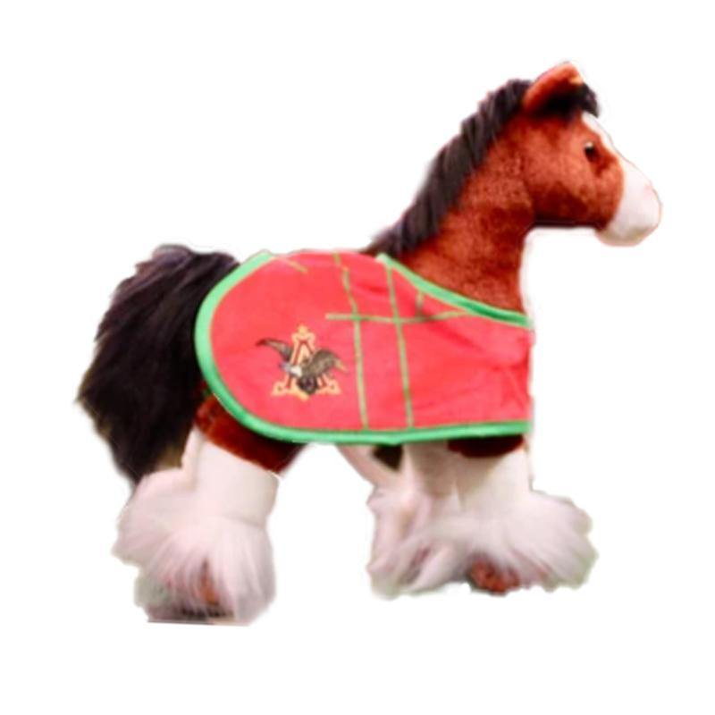 Clydesdale + Blanket Bundle (BOTH ITEMS FOR $16)