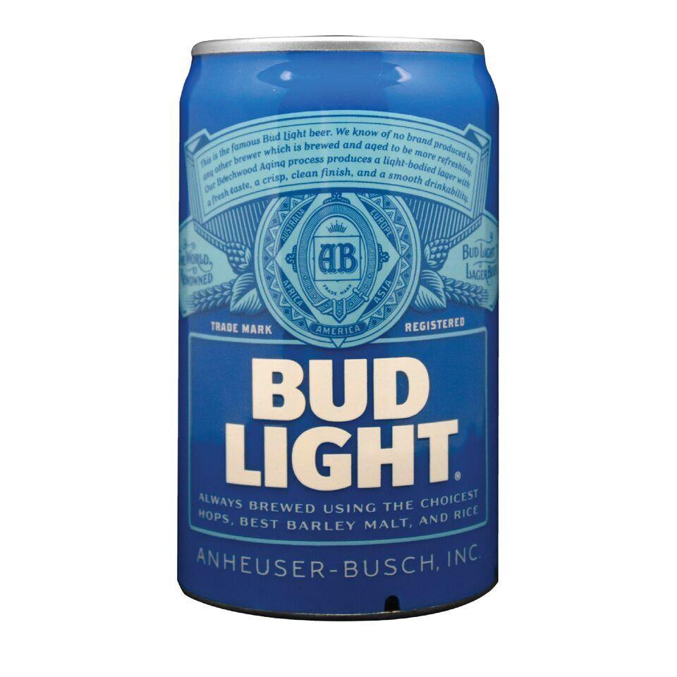 Bud Light Can Speaker