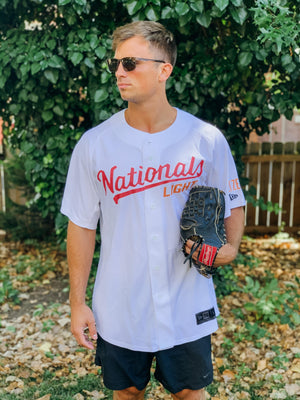 Nationals Light Seltzer Jersey