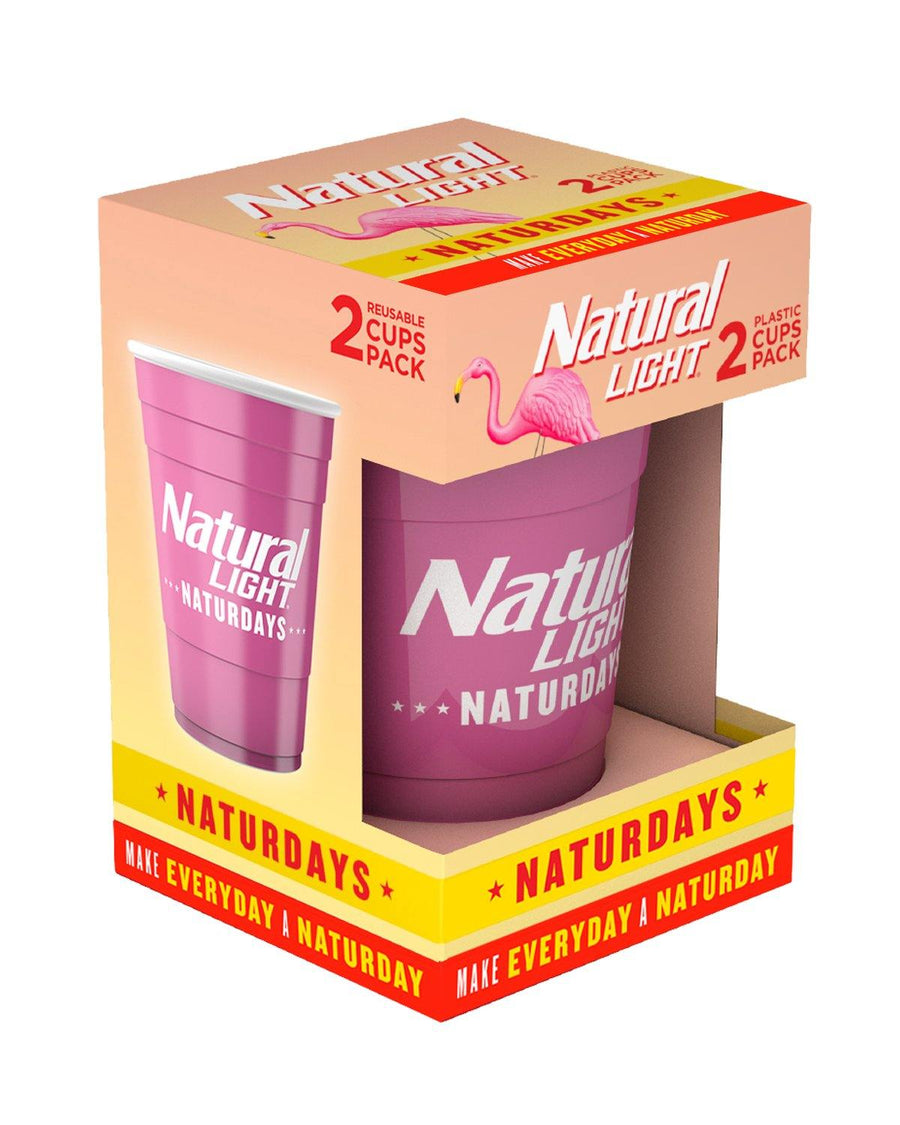 Naturdays 2 Pack Reusable Cup
