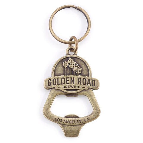 Golden Road Bottle Opener