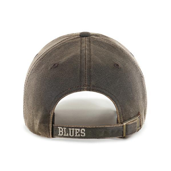 Blues '47 Brand Blue Note Oil Cloth Mesh Clean Up Hat