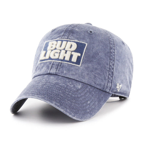 Bud Light 47 Brand Hudson Clean Up Hat
