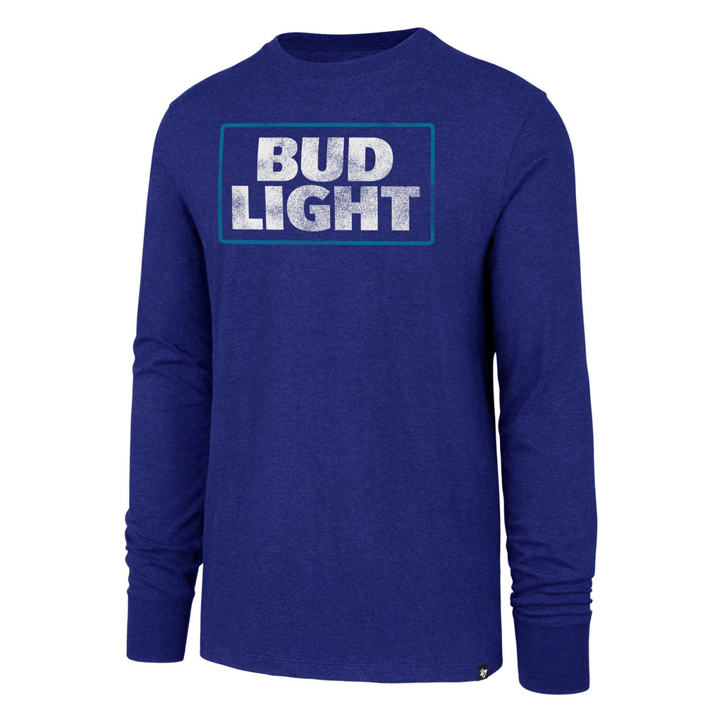 Bud Light '47 Brand Club Long Sleeve Tee