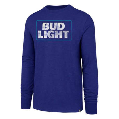 Bud Light 47 Brand Club L/S Tee