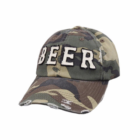"BEER Camo ""Katie"" Hat"