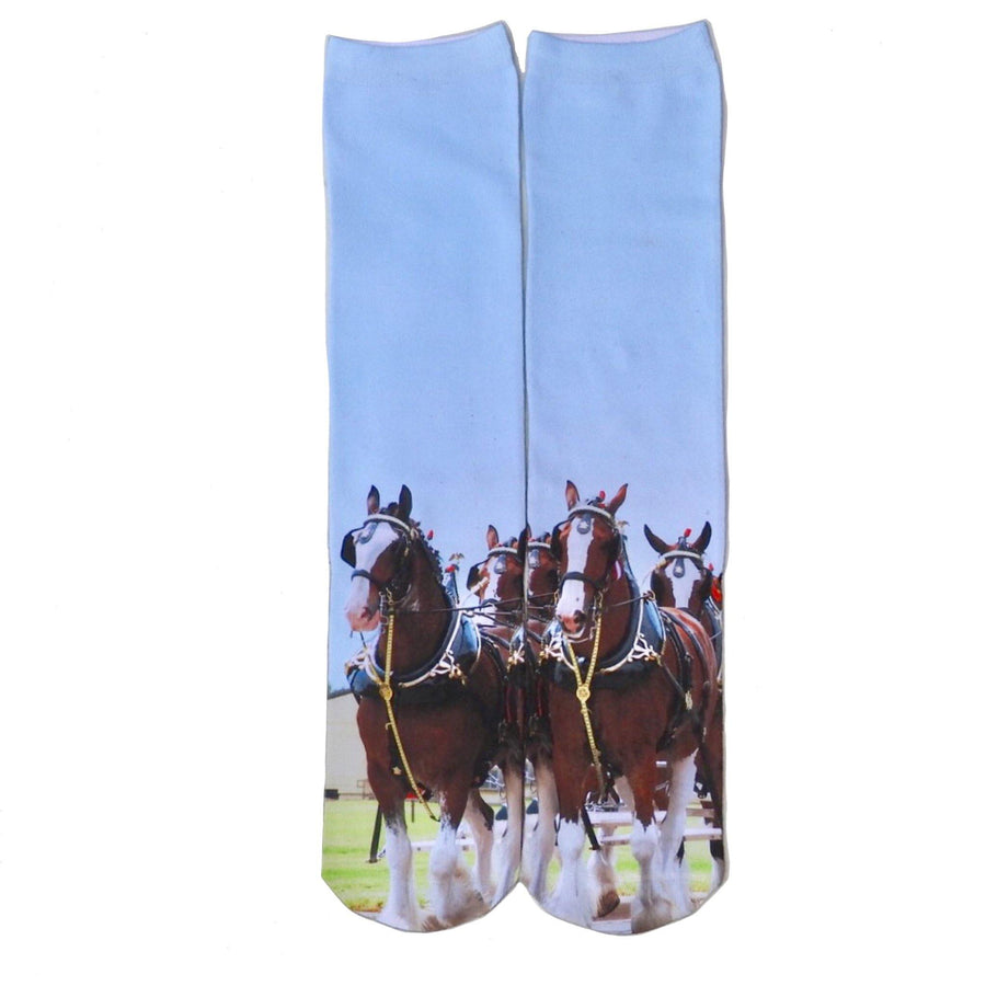 Clydesdale Crew Socks