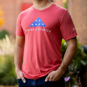 Budweiser Folds of Honor Tee