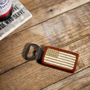 Smathers & Branson Armed Forces Flag Bottle Opener