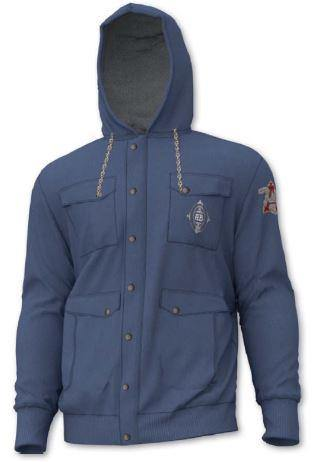 A&Eagle Full Zip Sherpa Jacket
