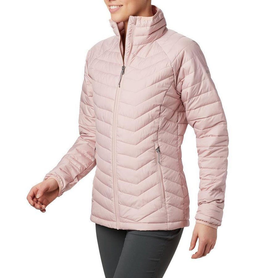 Budweiser Columbia® Ladies Powder Lite Jacket