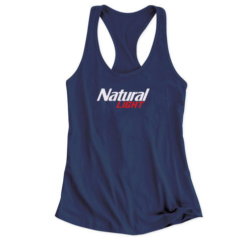 NATURAL LIGHT LADIES TANK