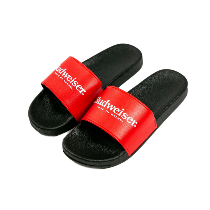 budweiser ladies slides