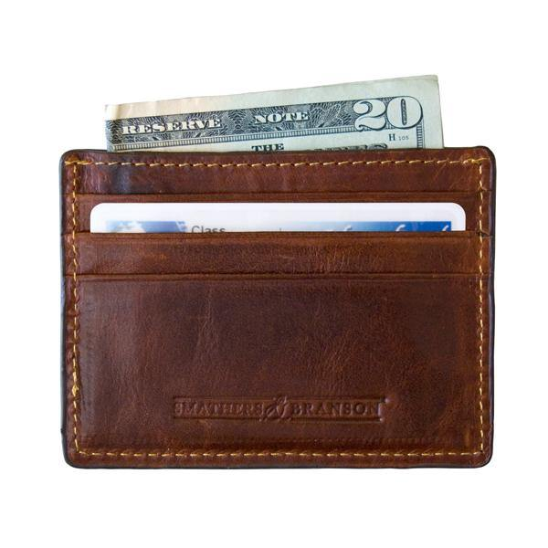 Smathers & Branson Golf Cart CC Wallet