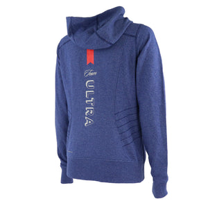 Michelob Ultra Ladies Full Zip Team Hoodie