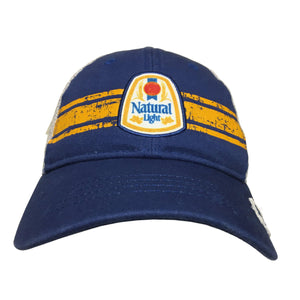 Natural Light Retro Logo Hat