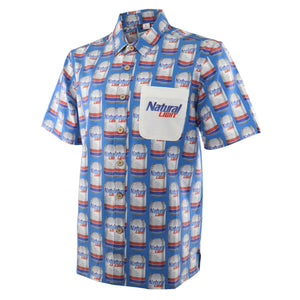 Natural Light Scatter Camp Shirt
