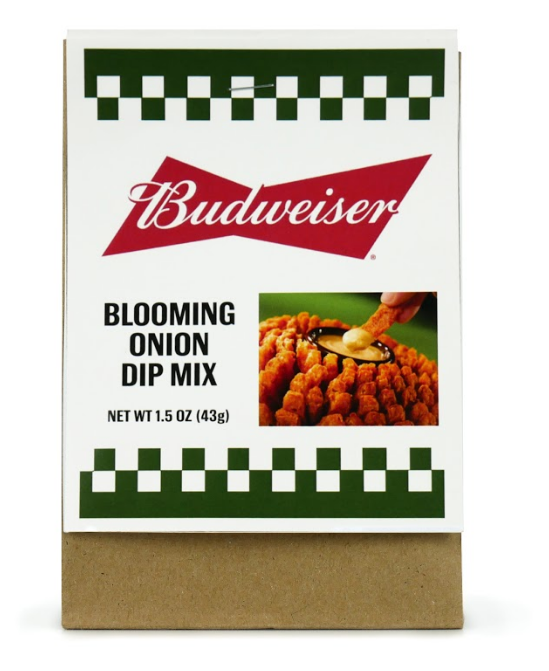 Budweiser Blooming Onion Dip Mix