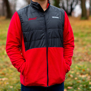 Budweiser Columbia® Basin Butte Fleece Full Zip