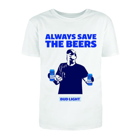 Always Save the Beers Tee