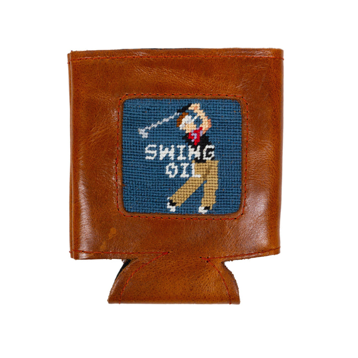 Samthers & Branson Needlepoint Swing Oil Coolie