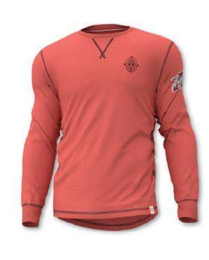 First National Long Sleeve Thermal Tee