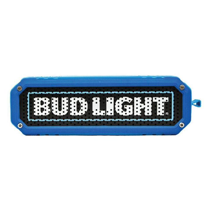 Bud Light Blue Rugged Speaker