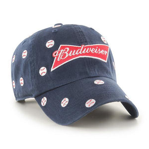 Budweiser '47 Brand Confetti Ball Clean Up Hat