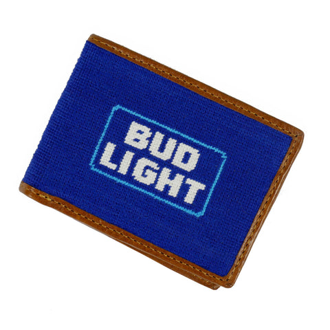 Smathers and Branson Bud Light Bi-Fold Wallet