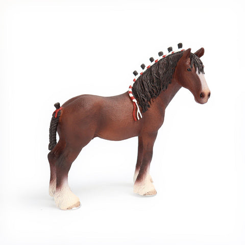 Clydesdale Figurine