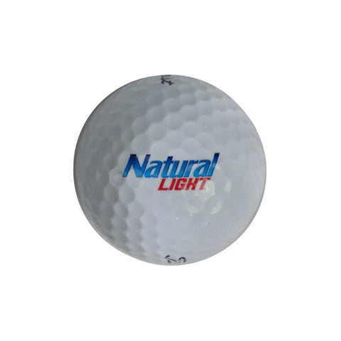 Natural Light Titleist Golf Ball