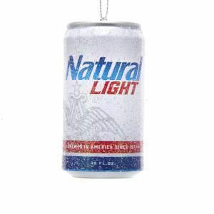 Natural Light Can Ornament