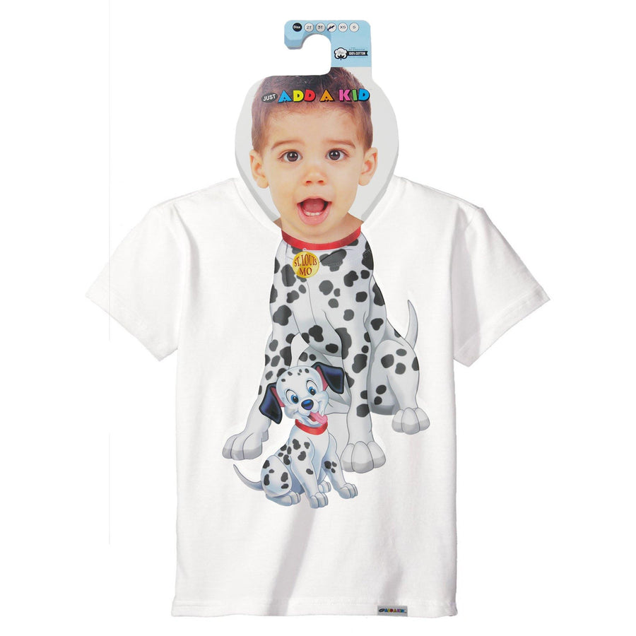 Just Add a Kid Dalmatian Tee