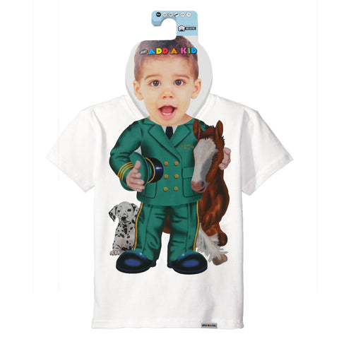 Add a Kid- Clydesdale Handler Tee