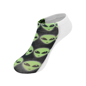 Alien Ankle Socks