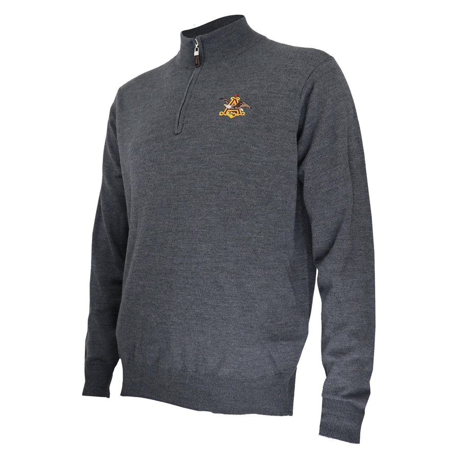 A & Eagle Peter Millar® Crown Soft 1/4 Zip