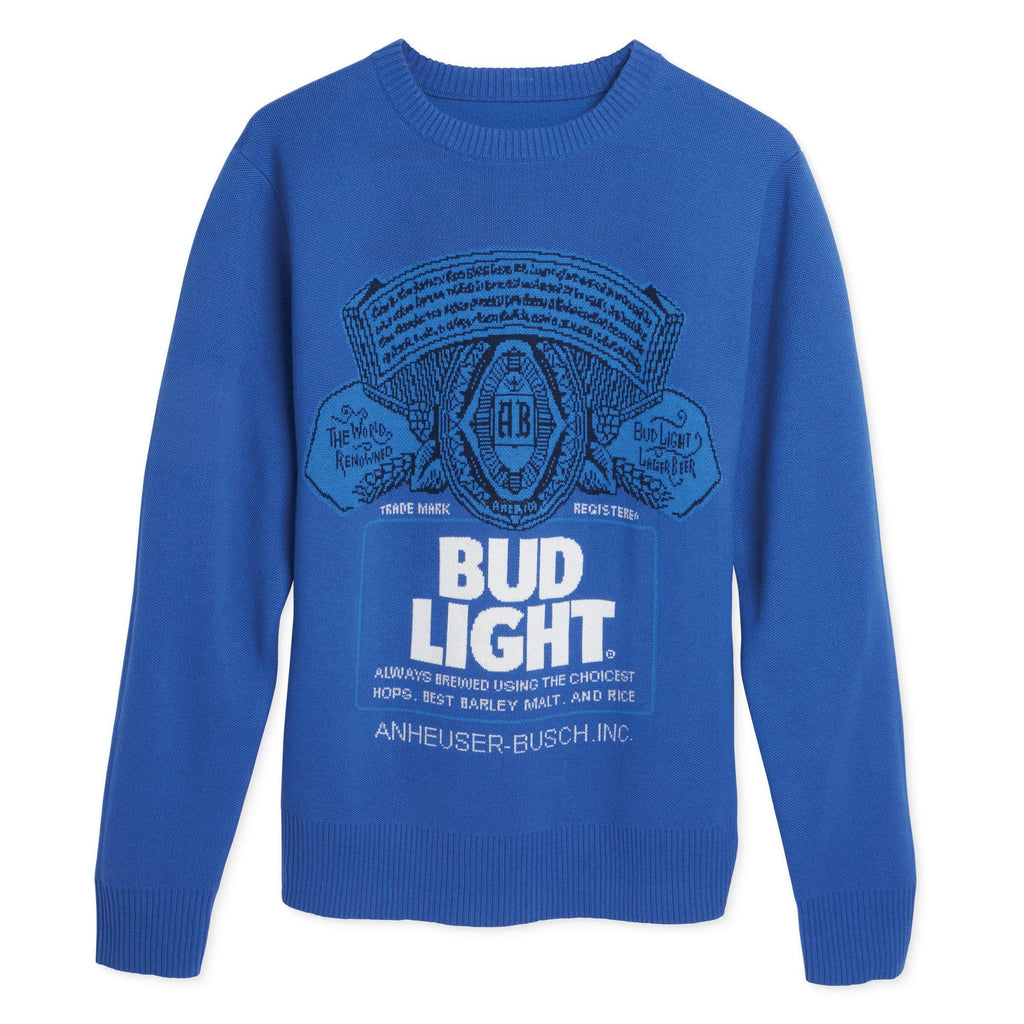 Bud Light Sweater