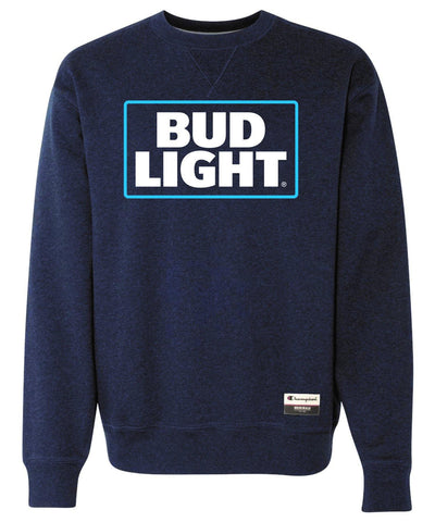 Bud Light Champion Suede Fleece Crew