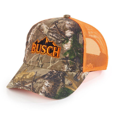 Busch Realtree Hat