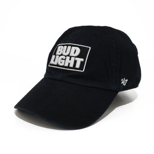 Bud Light '47 Brand BW Clean Up Hat