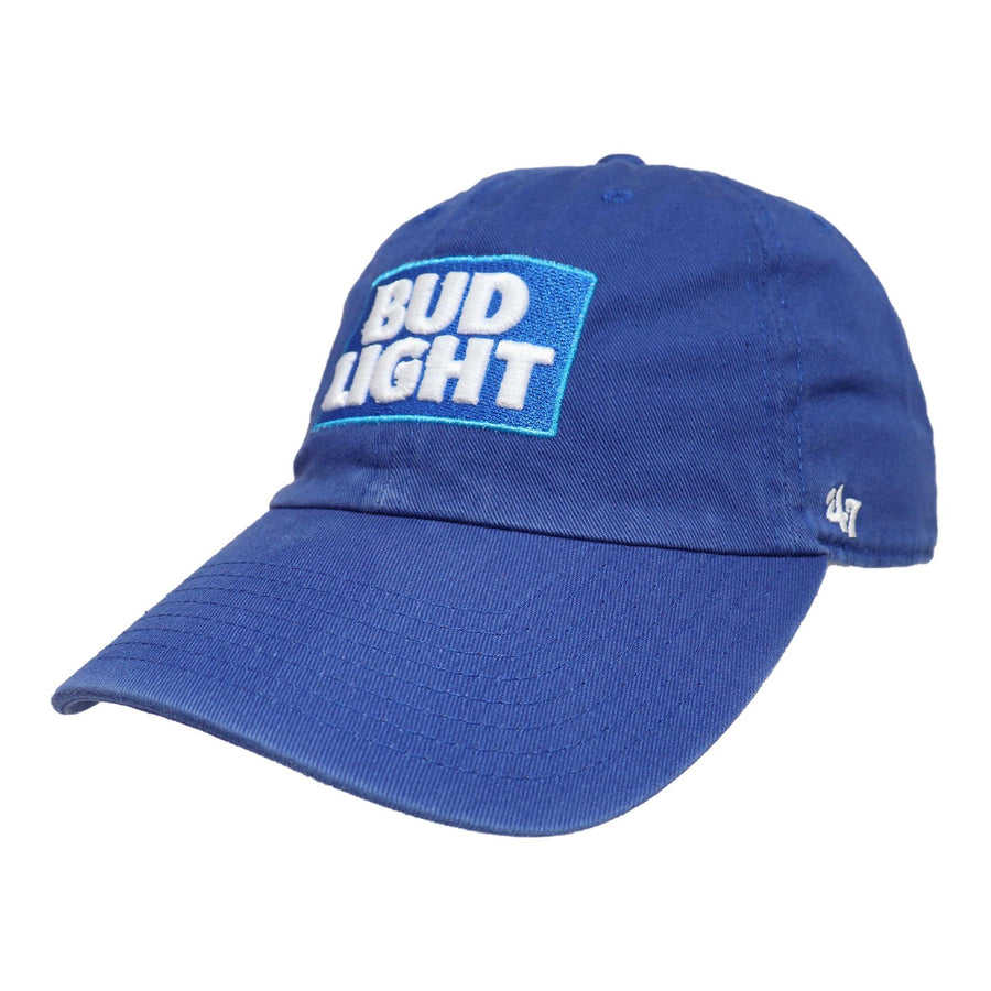 Bud Light '47 Brand Backstrap Hat