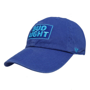 Bud Light '47 Brand Tonal Clean Up Hat