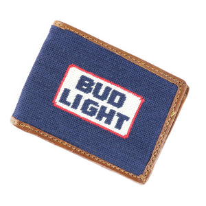 Smathers & Branson Bud Light Retro Logo Wallet