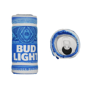 Bud Light Can Beach Towel
