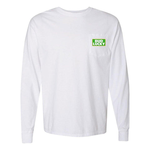 Bud Light Bud Lucky Long Sleeve Tee