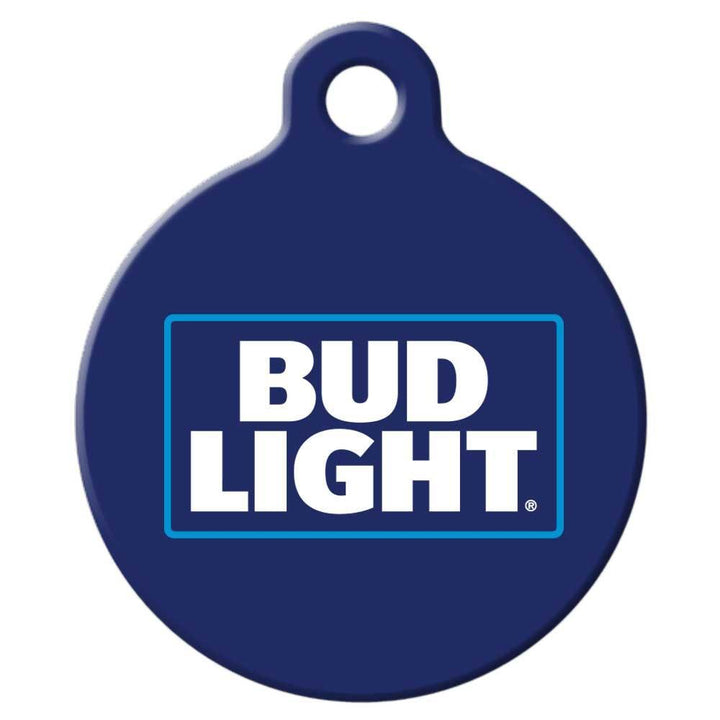 Bud_Light_Dog_Tag