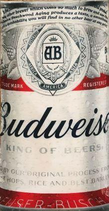 Budweiser Can Band