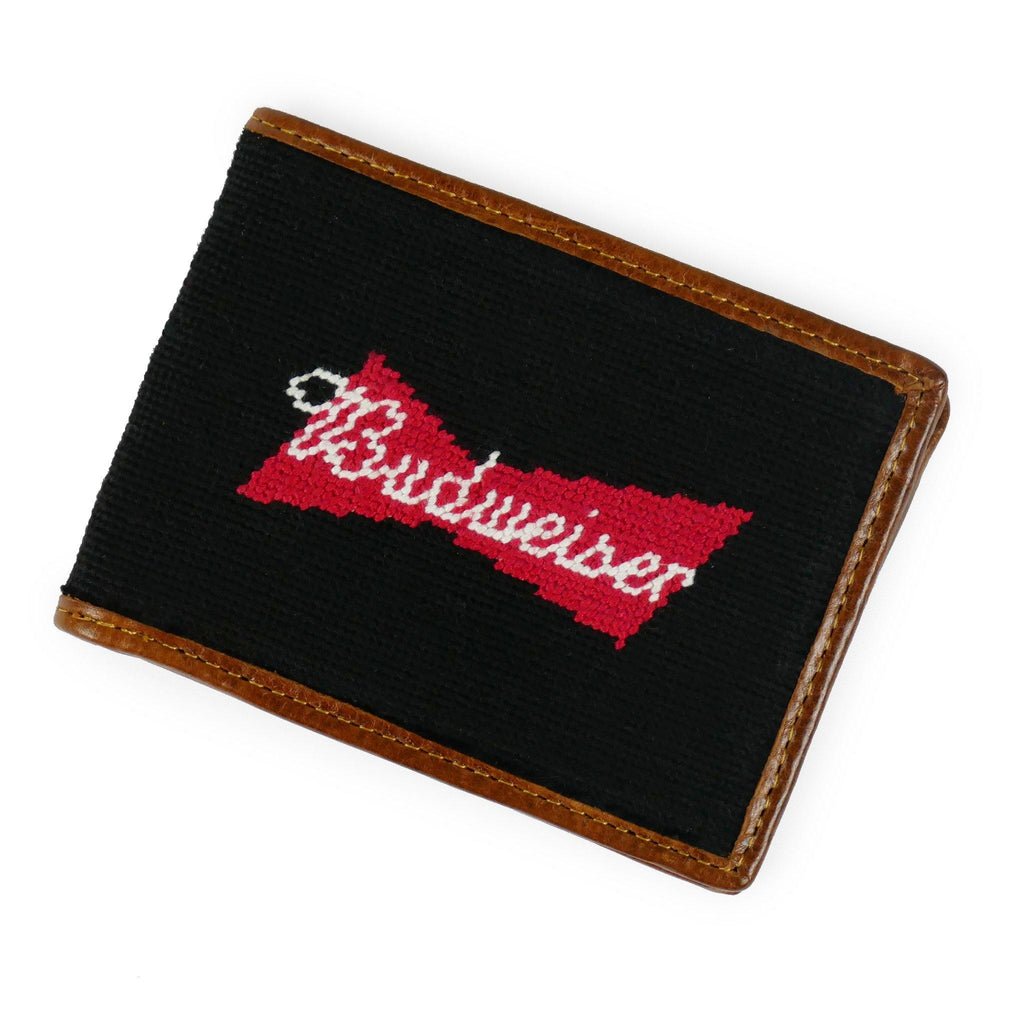 Smathers and Branson Budweiser Bi-Fold Wallet