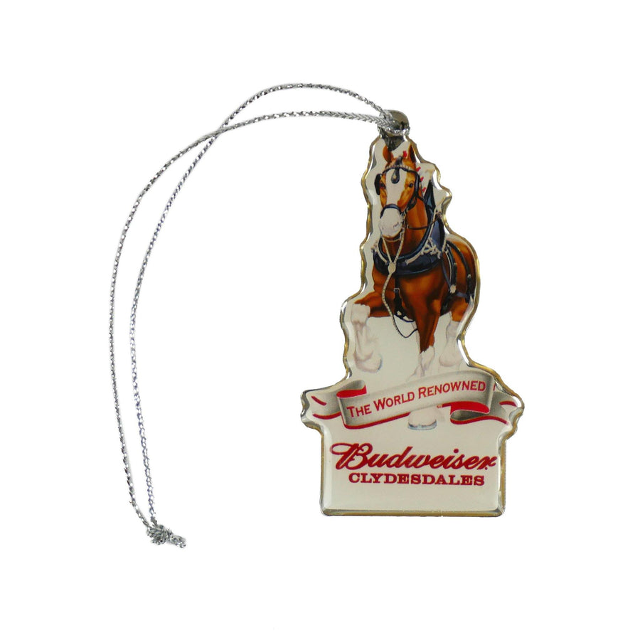 Budweiser Clydesdales Ornament