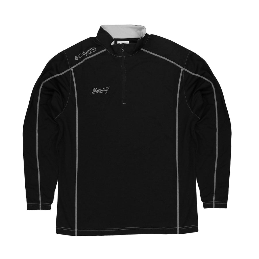 Budweiser Columbia® Low Drag 1/4 Zip